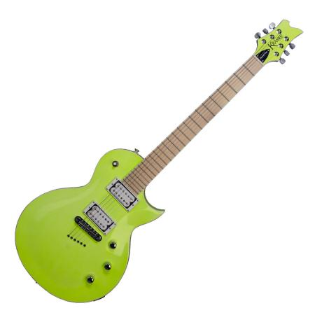 KRAMER ASSAULT 220 PLUS FLOURESCENT GREEN 1