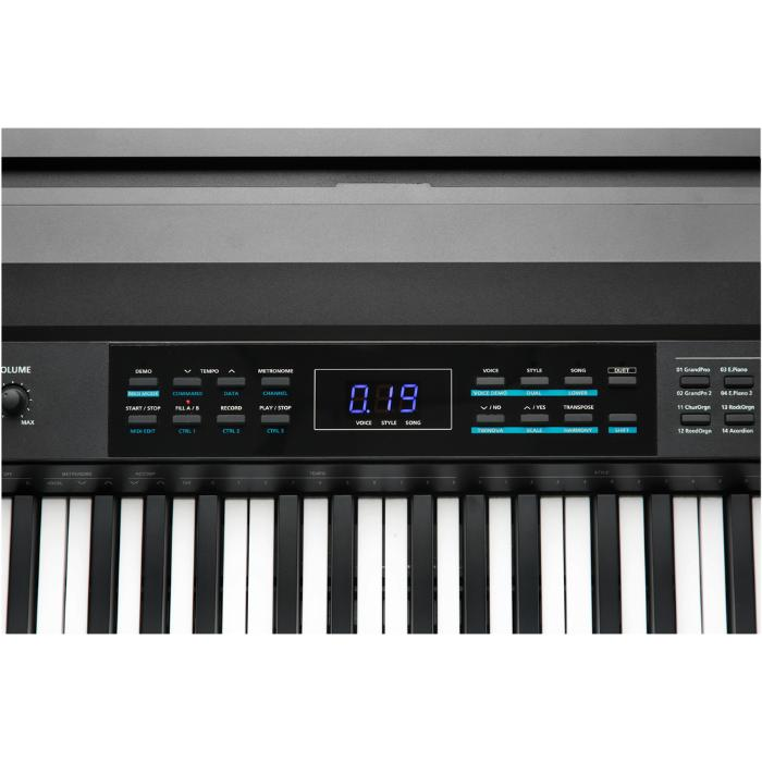 KURZWEIL STAGE PIANO 88 SEMI WEIGHTED KEYS 4