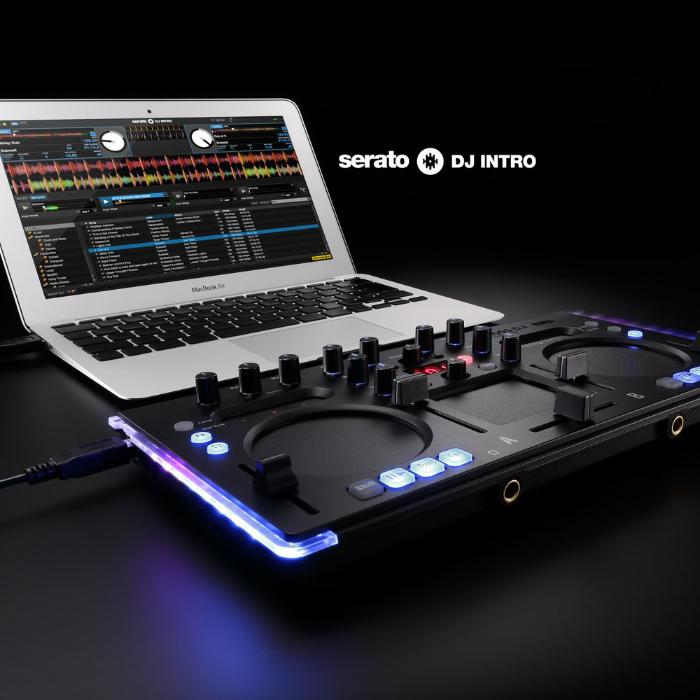 KORG DJ CONTROLLER 3