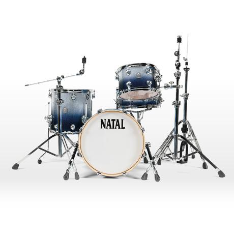 NATAL MAPLE US FUSION 22 10X8 12X9 16X16 SPARKLE FADE 1