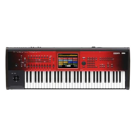 KORG MUSIC WORKSTATION SAMPLER 61 KEYS SPECIAL EDITION 1