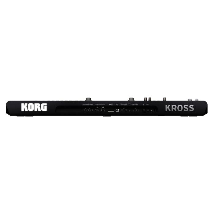 KORG WORKSTATION 61 KEYS 5
