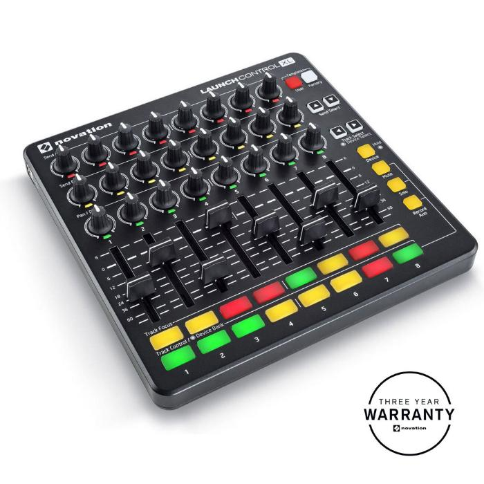 NOVATION PORTABLE CONTROL PANEL-0
