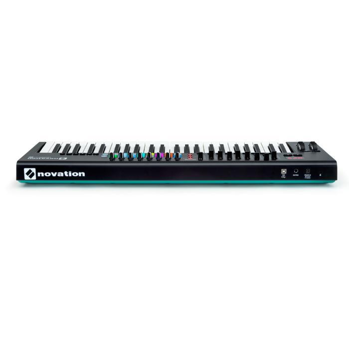 NOVATION USB MIDI CONTROLLER 49 ΔΥΝΑΜΙΚΩΝ ΠΛΗΚΤΡΩΝ 3