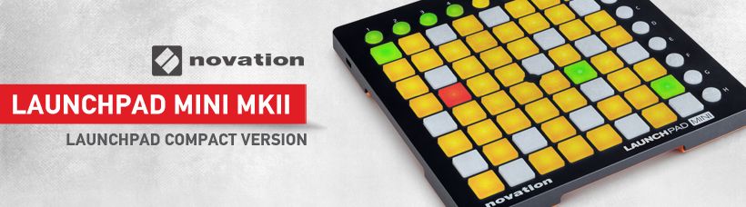 The Mini Ableton Live Grid Controller