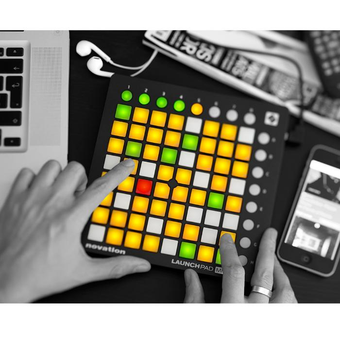NOVATION LAUNCHPAD COMPACT VERSION 3