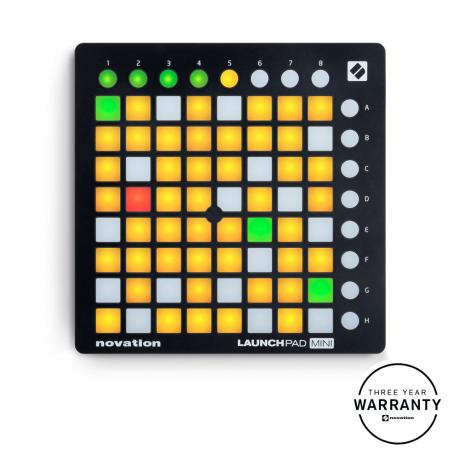 NOVATION LAUNCHPAD COMPACT VERSION 1