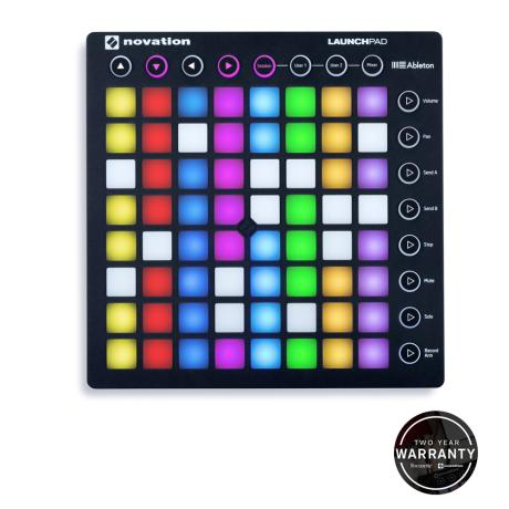 NOVATION ABLETON LIVE CONTROLLER