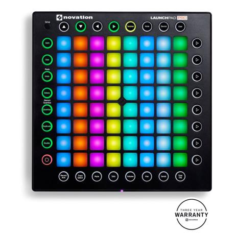 NOVATION THE PROFESSIONAL GRID PERFORMANCE INSTRUMENT 1