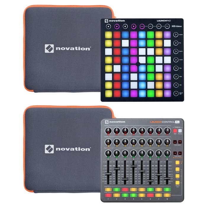 NOVATION NEOPRENE CASE FOR LAUNCHPAD/LC XL 2