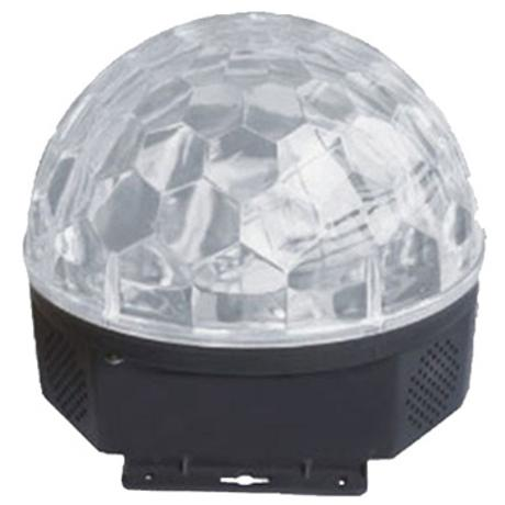 STARAY LED HALF LED BALL RGBYWP 6X3W