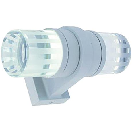EUROLITE 2X20 LED LIGHT FOR WALLS SWITC 1