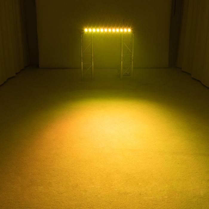 EUROLITE LED ΜΠΑΡΑ ΜΕ 12X4W RGB-UV LED 3
