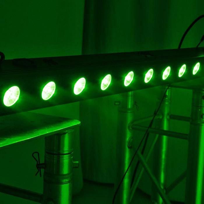 EUROLITE LED ΜΠΑΡΑ ΜΕ 12X4W RGB-UV LED 4