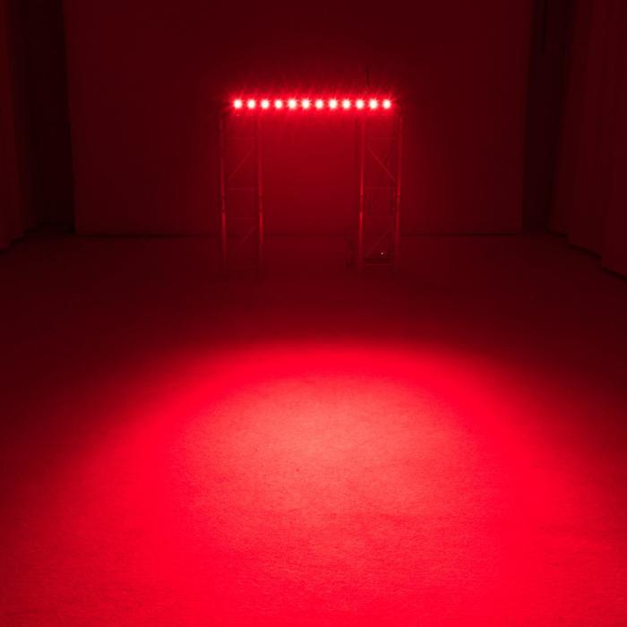 EUROLITE LED ΜΠΑΡΑ ΜΕ 12X4W RGB-UV LED
