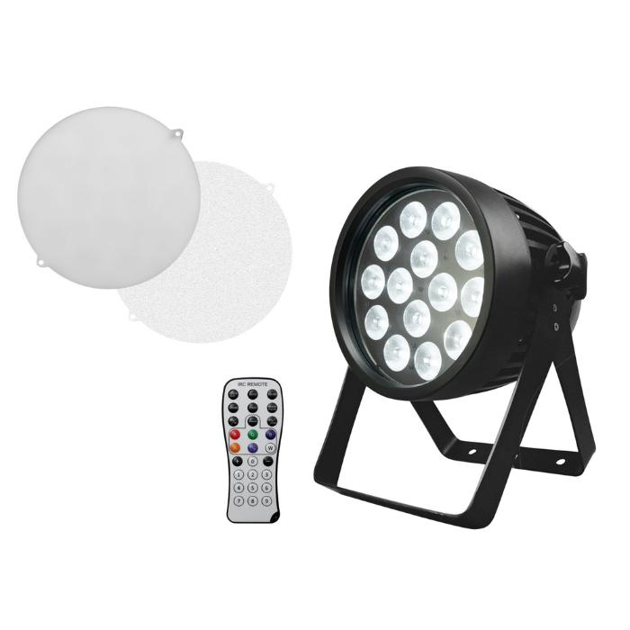EUROLITE LED ΠΡΟΒΟΛΕΑΣ 14X8W RGBW IP65 COLOR MIXING& DIFFER 1
