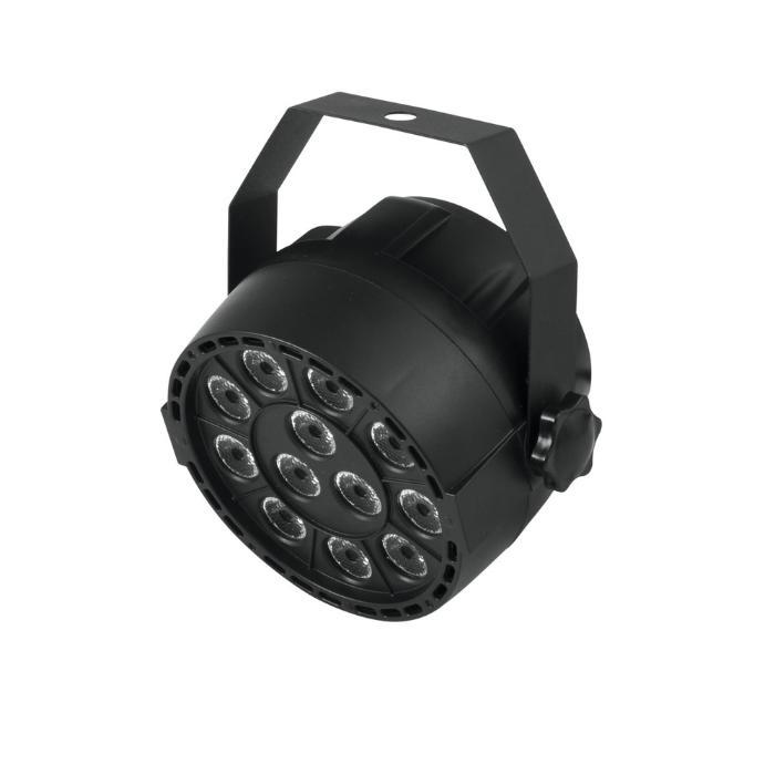 EUROLITE LED PAR 12X3W ΦΩΤΙΣΤΙΚΟ SPOT RGB 3/1 2