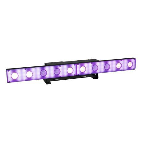 EUROLITE LED ΜΠΑΡΑ ΜΕ 10Χ3W-WW & 60X0,5W TCL RGB 1