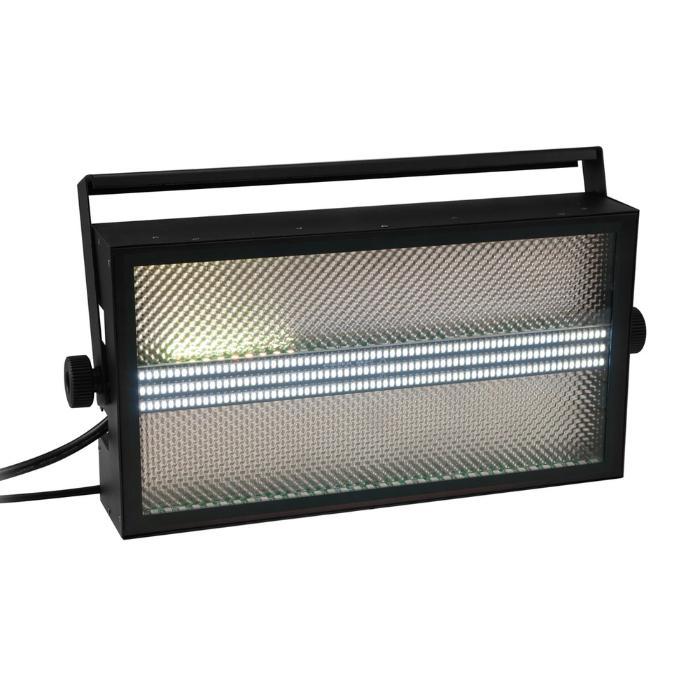 EUROLITE 3/1 LED ΦΩΤΙΣΤΙΚΑ ΕΦΦΕ STROBE +RGB COLOR MIXING 3