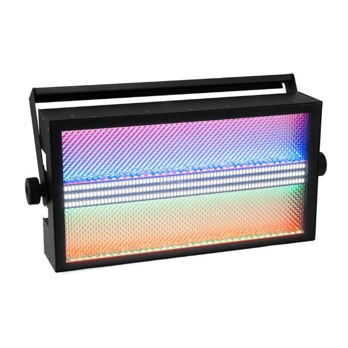 EUROLITE 3/1 LED ΦΩΤΙΣΤΙΚΑ ΕΦΦΕ STROBE +RGB COLOR MIXING 1