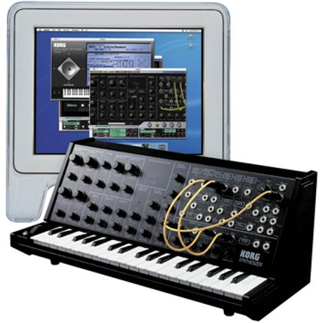 KORG SOFTWARE INSTRUMENTS 1
