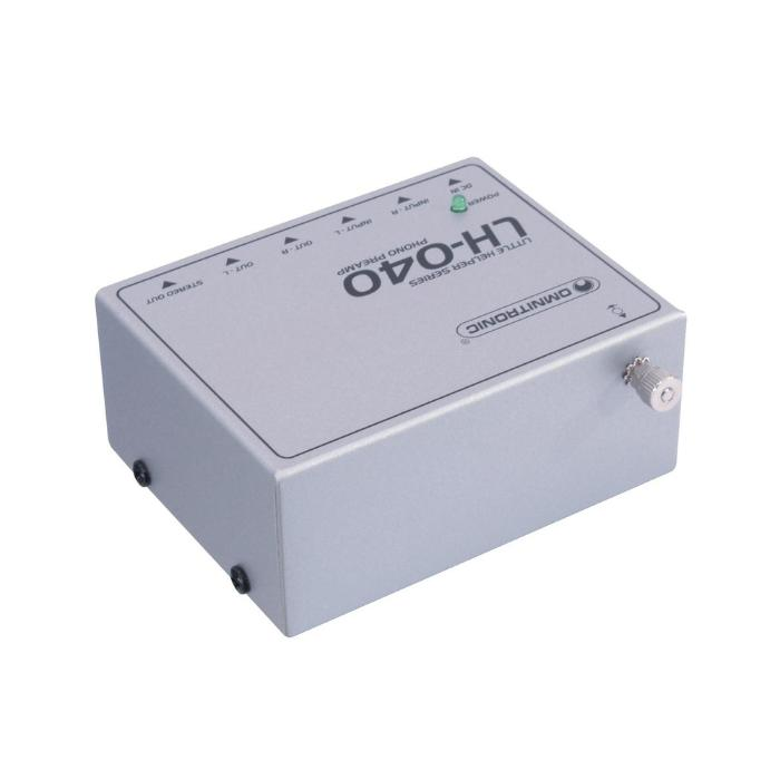 OMNITRONIC PHONO PRE-AMPLIFIER 2