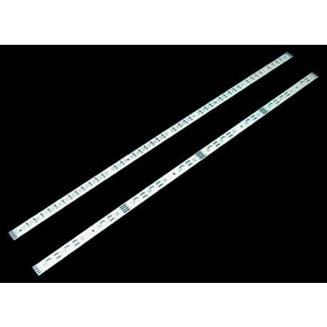 COEMAR LED STICK, WHITE 3200°K (25 LEDS), WITH VIEW ANGLE 120°, 50CM ,24V 1