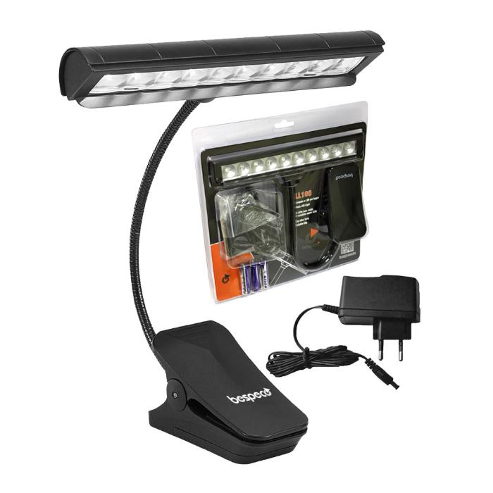 BESPECO LED LAMP FOR MUSIC STAND 1