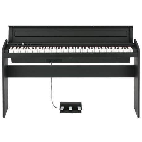 KORG DIGITAL STYLING PIANO BLACK 1
