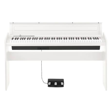 KORG DIGITAL STYLING PIANO WHITE 1