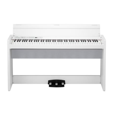 KORG DIGITAL STYLISH PIANO WHITE 1