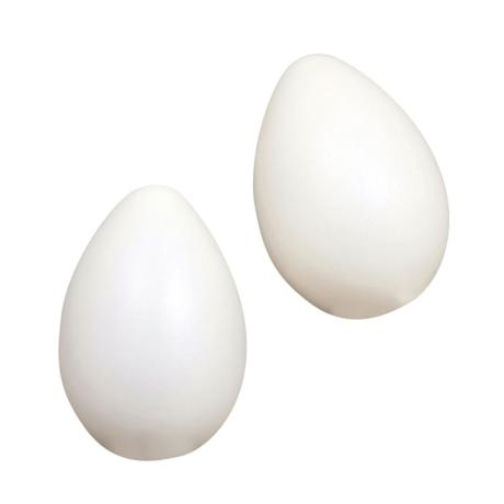 LATIN PERCUSSION GLOW IN THE DARK EGGS 1 PAIR 1