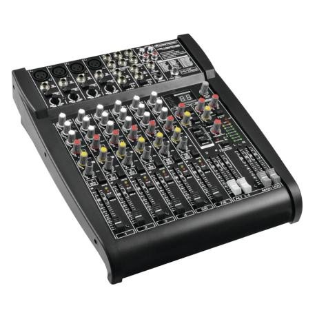 OMNITRONIC USB LIVE RECORDING MIXER WITH DIGITAL EFFECTS 1
