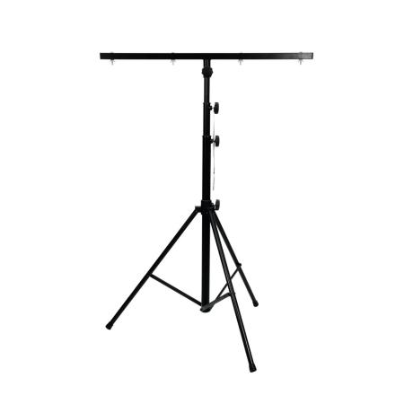 EUROLITE LIGHTING STAND, WITH T-BAR, MAX. LOAD 30kg, HEIGHT 145-315cm 1