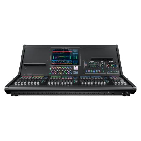 ROLAND DIGITAL CONSOLE LIVE WITH 128 AUDIO PATHS 1