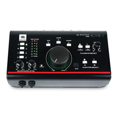 JBL DESK TOP ACTIVE STUDIO MONITOR CONTROLLER