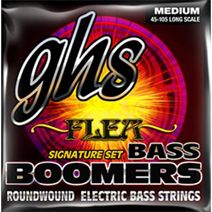 GHS BASS STRINGS FLEA SIGNATURE SET 1