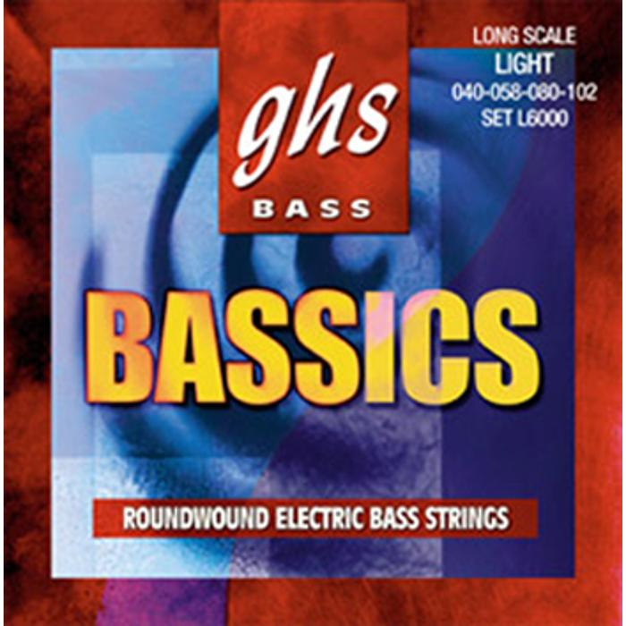 GHS BASS STRINGS BASSICS 1