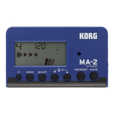 KORG COMPACT CARD-TYPE ELECTRONIC METRONOME 1