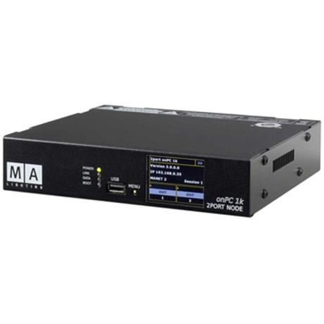 MA LIGHTING MA2 NETWORK 2PORT DMX EXTENDER (1024) 1