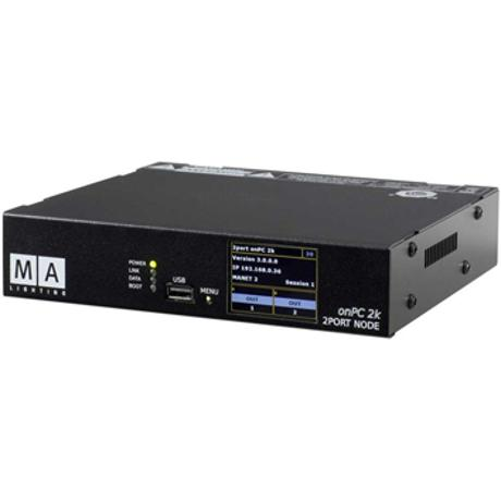 MA LIGHTING MA2 NETWORK 2PORT DMX EXTENDER (2048) 1