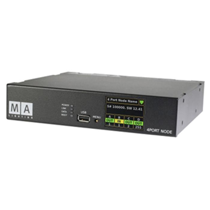 MA LIGHTING MA2 NETWORK TO 4 PORT DMX CONVERTER 1
