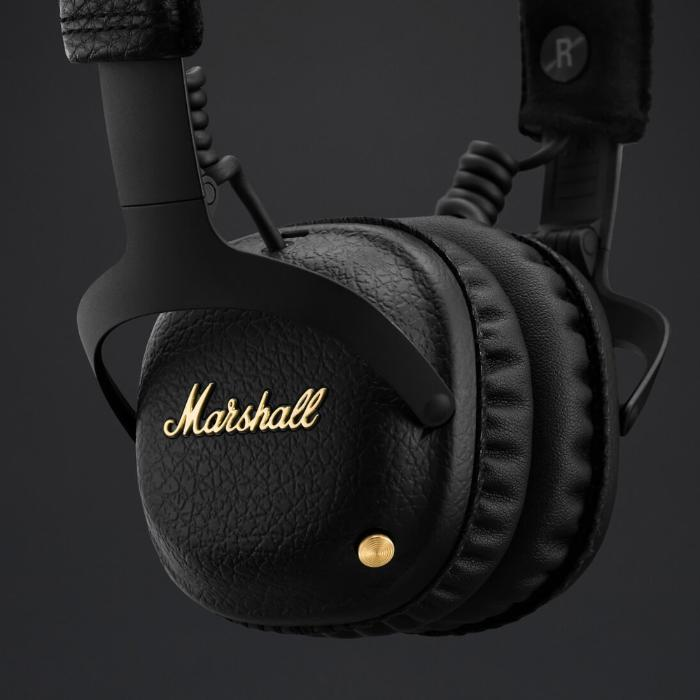 MARSHALL FOLTABLE HEADPHONES CLOSED-BACK DESIGN+MIC 4