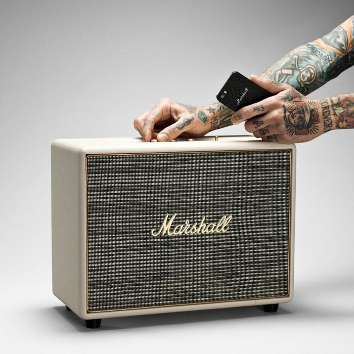 MARSHALL 2 WAYS ACTIVE SPEAKER2x20W+1x50W BLUETOOTH CREAM 2