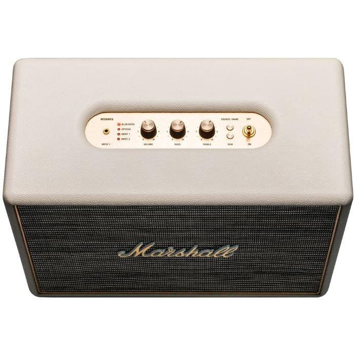MARSHALL 2 WAYS ACTIVE SPEAKER2x20W+1x50W BLUETOOTH CREAM 3