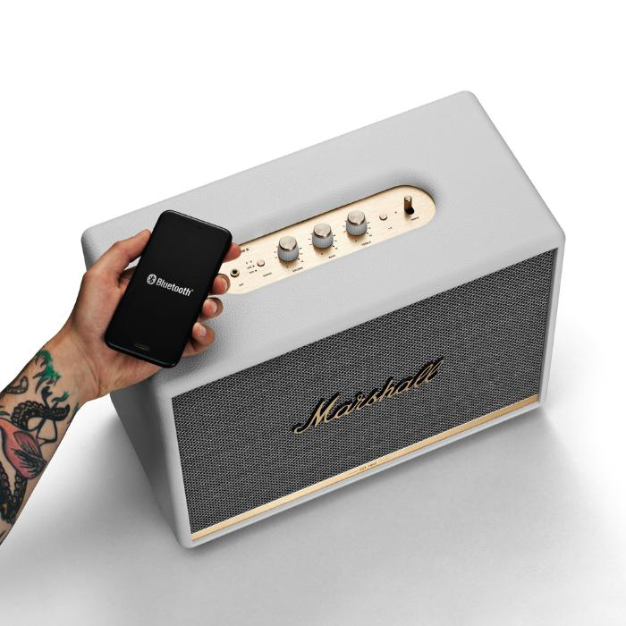 MARSHALL 2 WAYS ACTIVE SPEAKER2x20W+1x50W BLUETOOTH 4