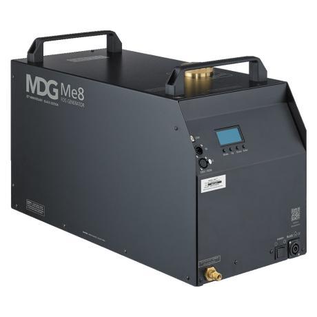 MDG ΜΗΧΑΝΗ ΚΑΠΝΟΥ CO2 OR N + DMX/RDM 5630W 8 OUT