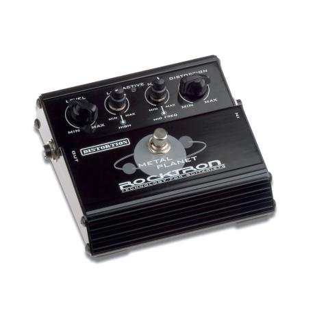 ROCKTRON DISTORTION GUITAR PEDAL