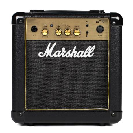 MARSHALL GUITAR AMPLIFIER COMBO 10W GOLD 1