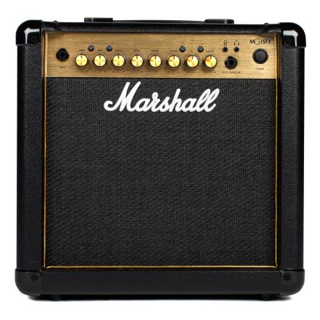 MARSHALL GUITAR AMPLIFIER COMBO 15W GOLD MULTIEFFECT 1